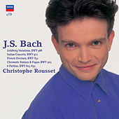 Bach, J.S.: Harpsichord Works by Christophe Rousset