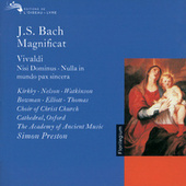 Bach, J.S. / Vivaldi: Magnificat / Nisi Dominus / Nulla in Mundo Pax Sincera etc. by Various Artists