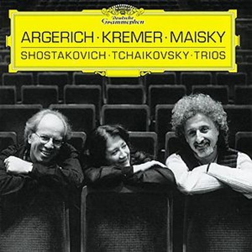 Shostakovich / Tchaikovsky: Piano Trios by Various Artists