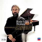 Radu Lupu Plays Brahms by Radu Lupu