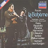 Puccini: La Bohème - Highlights by Various Artists