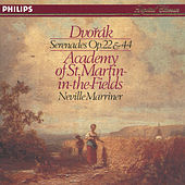 Dvorák: Serenades Opp.22 & 44 by Academy of St. Martin in the Field