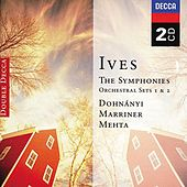 Ives: Symphonies Nos 1-4; Orchestral Sets Nos.1-2 by Various Artists
