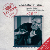 Romantic Russia - Borodin / Glinka / Mussorgsky / Tchaikovsky by Various Artists