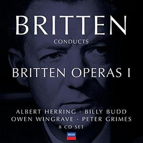 Britten conducts Britten: Opera Vol.1 by Various Artists