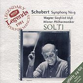 Schubert: Symphony No.9 / Wagner: Siegfried Idyll by Various Artists