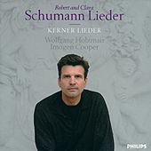 Robert and Clara Schumann: Lieder by Wolfgang Holzmair