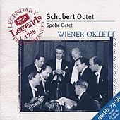 Schubert: Octet in F / Spohr: Octet in E by Various Artists