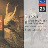 Liszt: Faust Symphony; Dante Symphony; Les Prélludes; Prometheus by Various Artists
