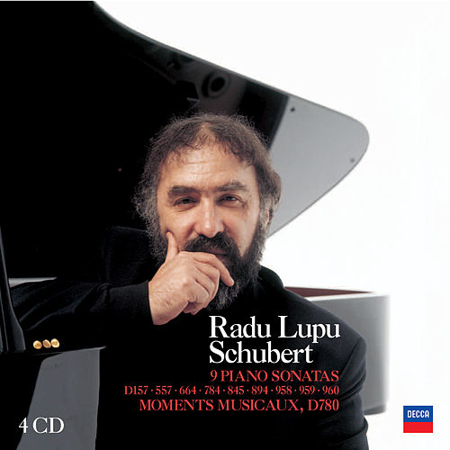 Radu Lupu Plays Schubert by Radu Lupu