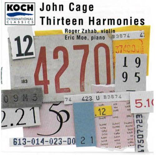 Thirteen Harmonies by John Cage