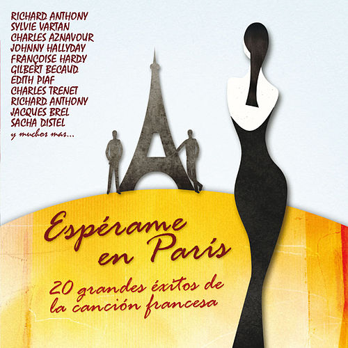 Espérame en París by Various Artists
