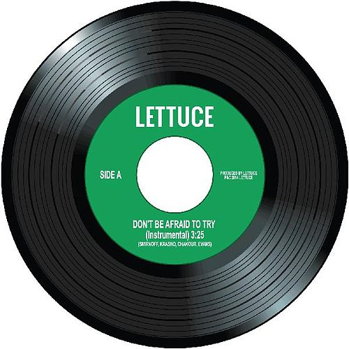 Don't Be Afraid to Try (Instrumental) by Lettuce