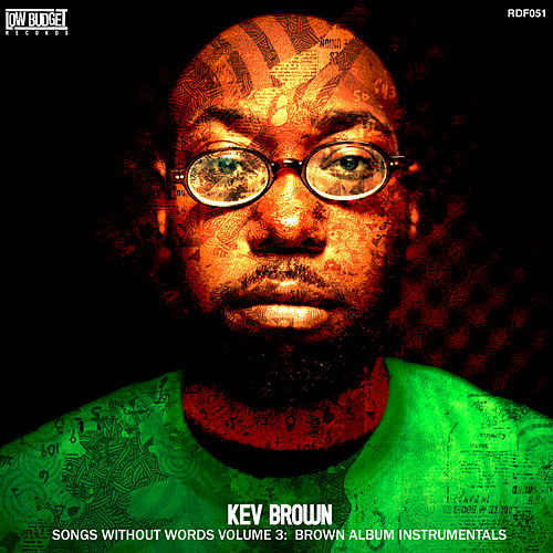 Brown Album Instrumentals by Kev Brown
