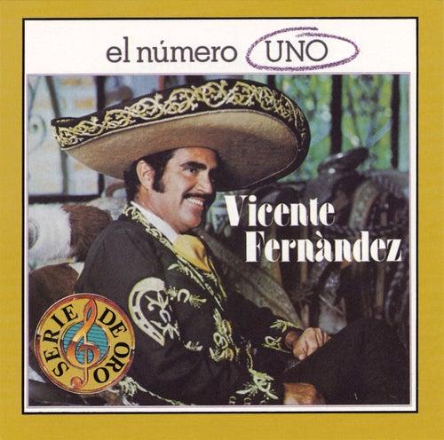 El Numero Uno by Vicente Fernández