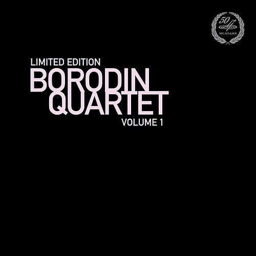 Borodin Quartet, Vol. 1 by Borodin Quartet