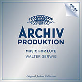 Music For Lute by Various Artists