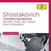 Shostakovich: Complete Symphonies by Various Artists