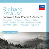 Richard Strauss - Complete Tone Poems & Concertos by Various Artists