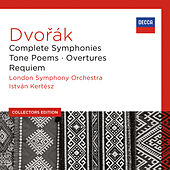 Dvořák: Complete Symphonies; Tone Poems; Overtures; Requiem by Various Artists