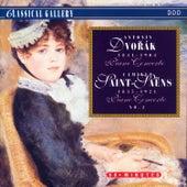 Dvorak: Piano Concerto in G Minor - Saint-Saens: Piano Concerto No. 2 in G Minor by Various Artists