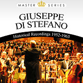 Historical Recordings 1952-1963 by Giuseppe Di Stefano