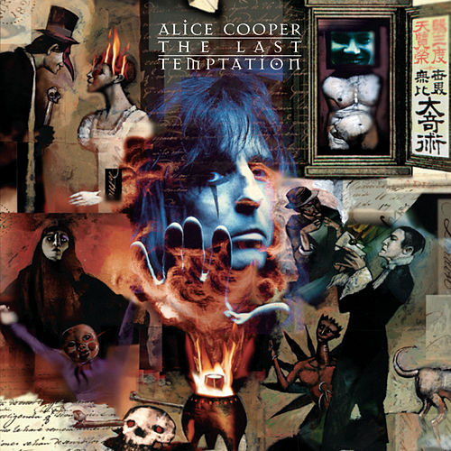 The Last Temptation by Alice Cooper