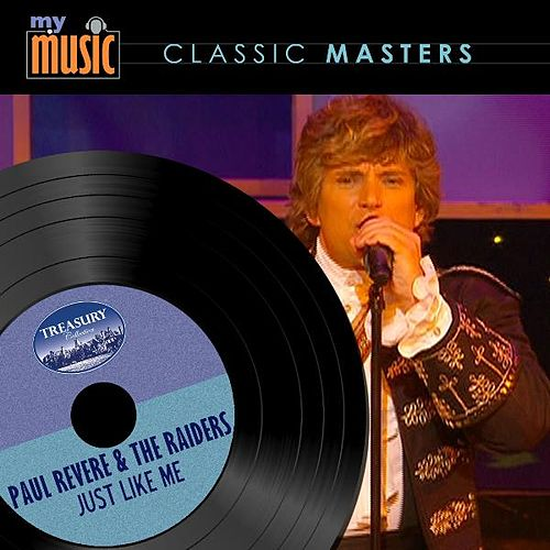Just Like Me by Paul Revere & the Raiders