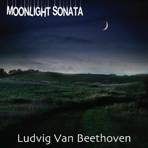 Moonlight Sonata (feat. Ludvig Van Beethoven) by Beethoven