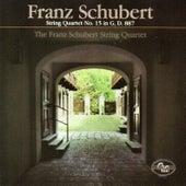 Franz Schubert: String Quartet No. 15 in G, D. 887 by Franz Schubert Quartet