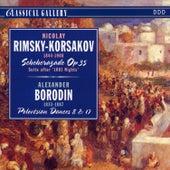 Rimsky-Korsakov: Scheherazade, Op. 35 - Borodin: Polovtsian Dances Nos. 8 & 17 by Radio Symphony Orchestra Ljubljana
