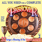 All You Need for a Complete Passover, Vol. 2 by David & The High Spirit