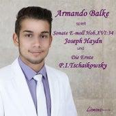 Armando Balke spielt Joseph Haydn Sonate E-moll Hob XVI:34 Presto und Die Ernte von P.I.Tschaikowsky by Armando  Balke