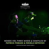 Moods Vol.Three Compiled by Patrick Podage & Nikola Kotevski by Various Artists