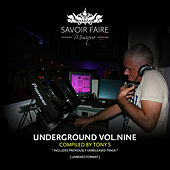 Underground Vol. Nine (Compiled by Tony S) by Various Artists