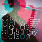 The Many Moods Of Benny Golson by Benny Golson