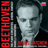 Beethoven: The Piano Concertos etc by Julius Katchen