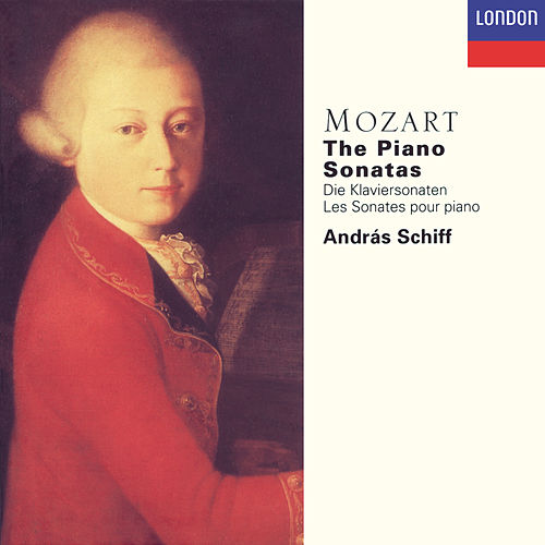 Mozart: The Piano Sonatas by András Schiff