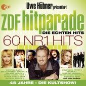 60 Nr. 1 Hits - Uwe Hübner präsentiert ZDF Hitparade: Die echten Hits von Various Artists