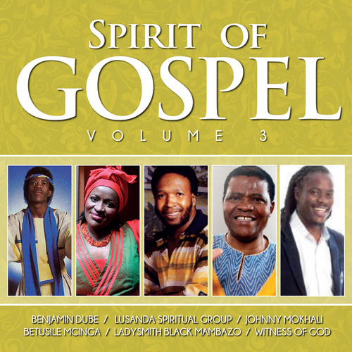 Spirit of Gospel, Vol. 3 by Various Artists