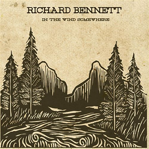 In The Wind Somewhere by Richard Bennett