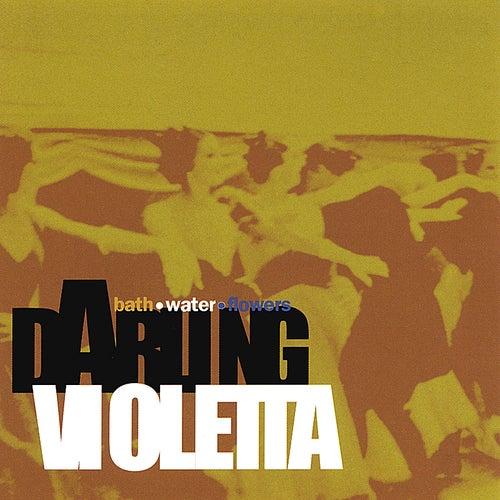 Bath Water Flowers by Darling Violetta