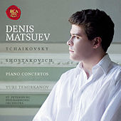 Tchaikovsky and Shostakovich Piano Concertos by Denis Matsuev