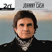 Best Of Johnny Cash Vol. 2 20th Century Masters The Millennium C by Johnny Cash