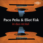 Paco Peña & Eliot Fisk in duo recital by Eliot Fisk