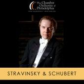 Stravinsky & Schubert by Chamber Orchestra Of Philadelphia