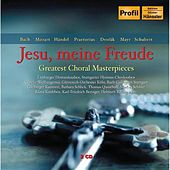 Jesu, meine Freude: Greatest Choral Masterpieces by Various Artists