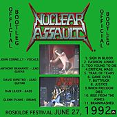 Live At Roskilde Festival  June 27, 1992 (Official Bootleg) by Nuclear Assault