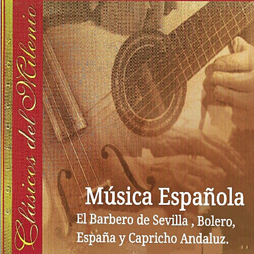 Clásicos del Milenio, Música Española by Symphonic Orchestra of the Orf