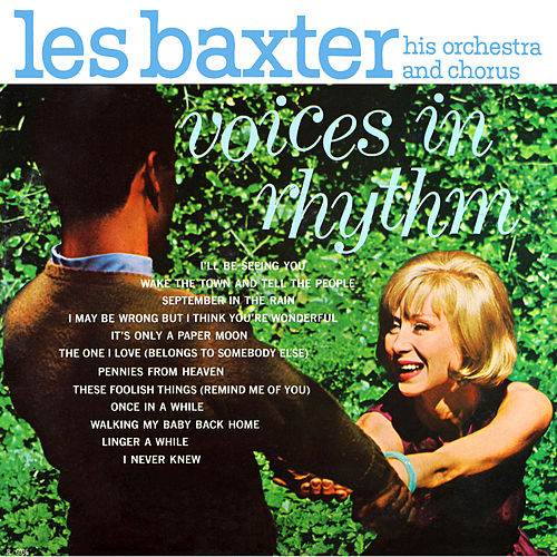 Voices in Rhythm (Bonus Track Version) by Les Baxter